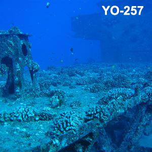 YO-257 Shipwreck Dive